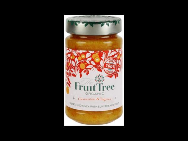 Clementine & Ingwer Fruchtaufstrich