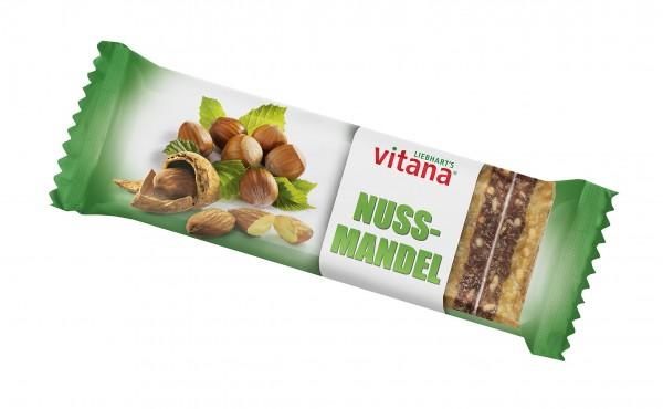 Bio Nuss-Mandel-Fruchtschnitte