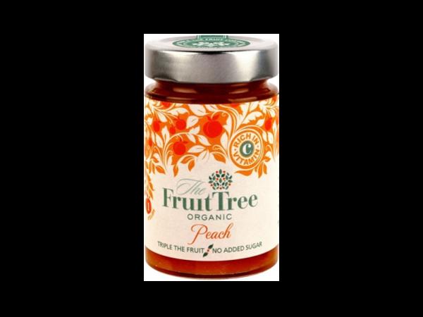 Pfirsich Fruchtaufstrich